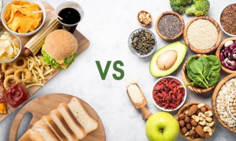 Chế độ ăn uống và tập luyện để giảm béo-1