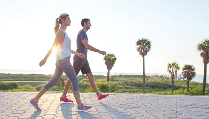 Đi bộ buổi sáng có giảm cân không-1