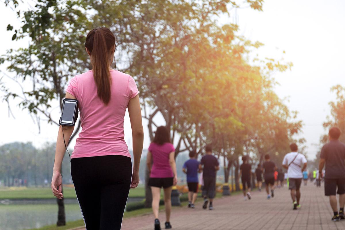 Đi bộ buổi sáng có giảm cân không-2