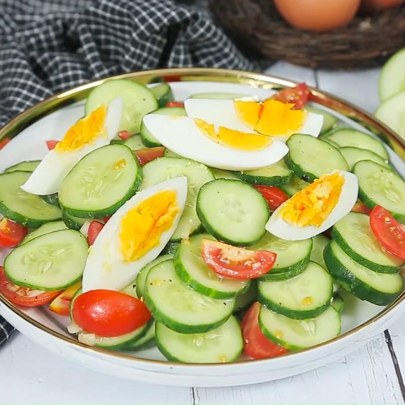 thực đơn ăn kiêng với trứng và dưa chuột-2