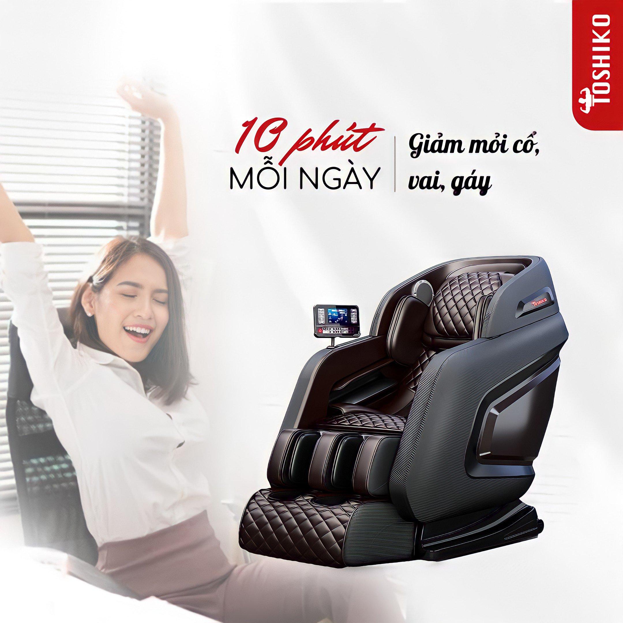 Mua ghế massage toàn thân tại Toshiko-2