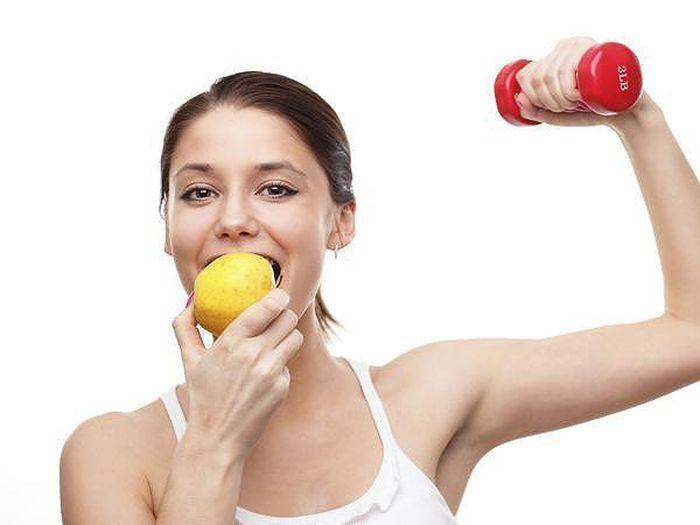 Nên tập thể dục trước hay sau khi ăn-1