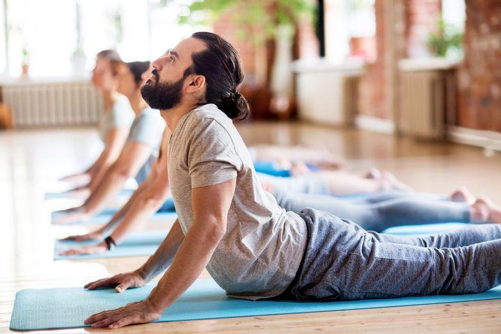Nên tập yoga mấy lần 1 tuần-2