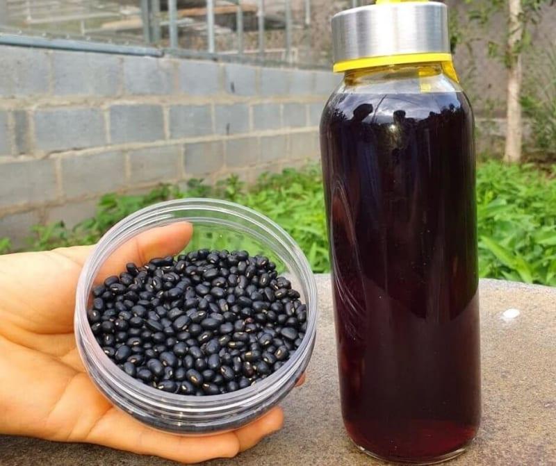 Tác dụng của việc uống nước đỗ đen rang-3