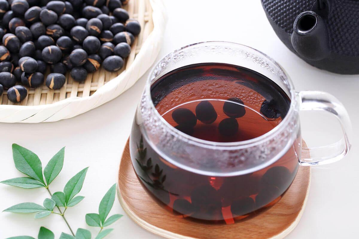 Tác dụng của việc uống nước đỗ đen rang-1