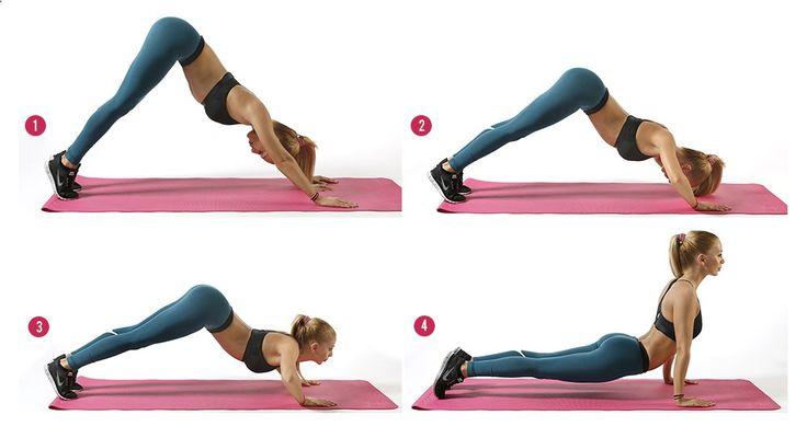 10 bài tập thể dục tan mỡ bụng hiệu quả nhất