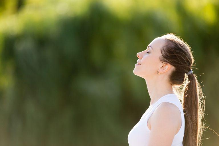 Thở đúng cách giúp giảm cân và mỡ bụng-2