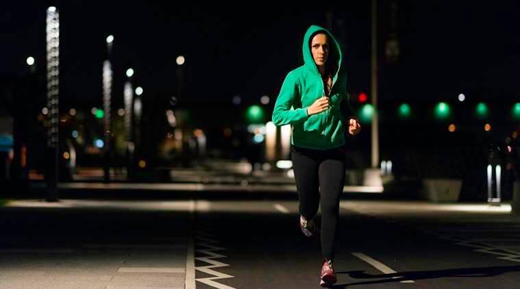 tập thể dục buổi tối