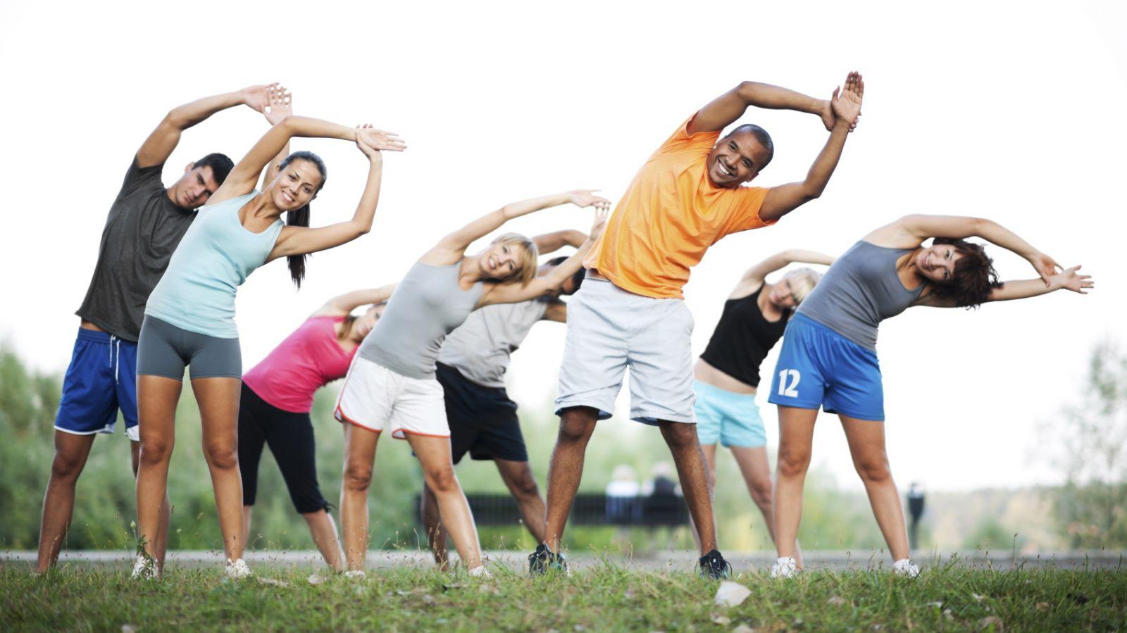 Tập thể dục khi nào